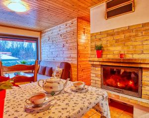 Restaurace v ubytování Apartmán Kinských