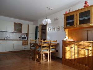 Cucina o angolo cottura di Appartamenti Mangiasa