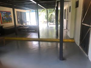The swimming pool at or close to Be My Guest Cabinas