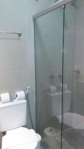 A bathroom at Hotel San Lucas