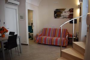Area soggiorno di Appartamento Paradiso
