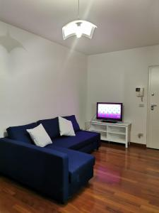 A seating area at Guerrero Rooms