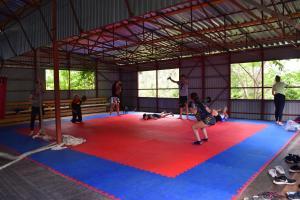 Фитнес-центр и/или тренажеры в Гостевой Дом Колибри