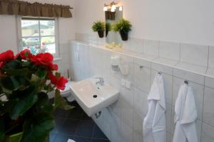 Ein Badezimmer in der Unterkunft Apartments Ante Portas