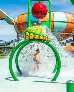 Waterpark bij het vakantiepark of in de buurt