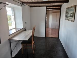 Majoituspaikan Tomelilla Lyxig Villa 3 sovrum keittiö tai keittotila