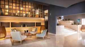 The lobby or reception area at Miramar Sunny Hotel by Valamar