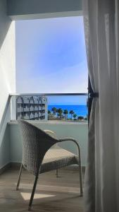 Балкон или терраса в Ozgur Bey Spa Hotel