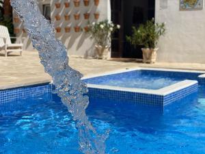 The swimming pool at or near Apartamentos Sureda