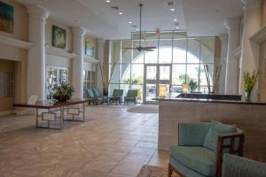 The lobby or reception area at Beachview Oasis - Ariel Dunes II - 9th Floor - 2 Bedrooms Condo