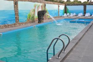 The swimming pool at or near Mayisyan Kamurdj Hotel