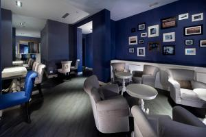 O lounge ou bar de c-hotels Club
