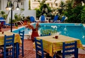 Πισίνα στο ή κοντά στο Hotel Marlton