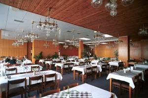 Restaurace v ubytování Hotel Petr Bezruc