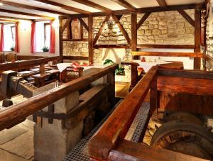 Restaurace v ubytování Penzion U hamru