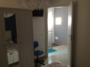 A bathroom at Dimora San Matteo