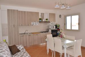 Cucina o angolo cottura di D&D case vacanze Akragas