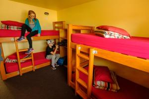 A bunk bed or bunk beds in a room at The Old Countryhouse