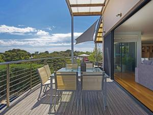 A porch or other outdoor area at Diamond View