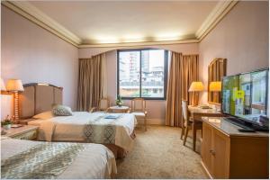 A room at Panyu Hotel