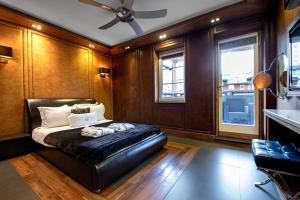 A room at Mała Anglia - Boutique Apartments & SPA
