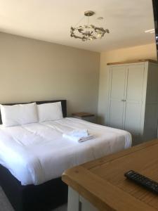 A room at Haul y Bore