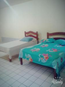 A room at Pousada Caminho do Mar