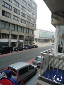 Balcon ou terrasse dans l'établissement Residentie Casino Kursaal