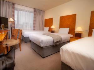 Hébergement de l'établissement The Connacht Hotel