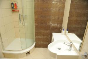 O baie la Apartament Tanya Tudor's Residence