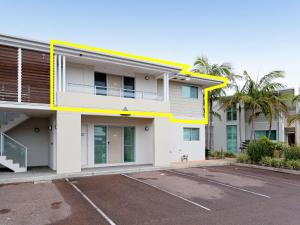 The facade or entrance of 278 Pacific Blue 265 Sandy Point Road Dual key first floor Unit with linen supplied