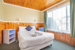 A room at Kellraine Holiday Units