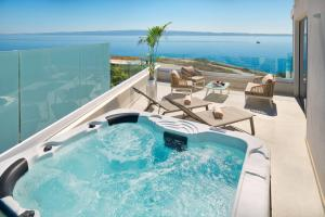 The swimming pool at or close to Amphora Hotel