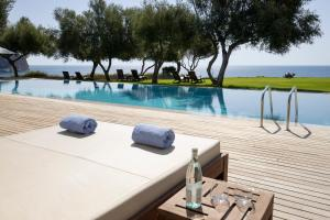 The swimming pool at or near Can Simoneta - Adults Only