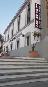 Fachada o entrada de Hostal El Asturiano