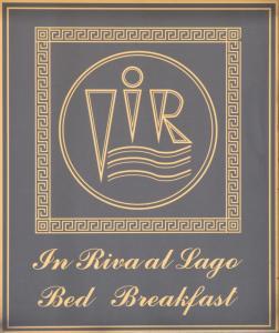 Ein Zertifikat, Auszeichnung, Logo oder anderes Dokument, das in der Unterkunft In Riva Al Lago ausgestellt ist