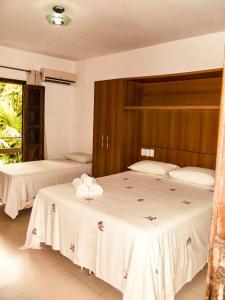 A room at Pousada Coqueiro do Caitá
