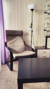 Лобби или стойка регистрации в Апартаменты на Ул. Гоголя, д. 103