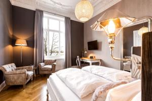 A room at Hotel Alsterblick