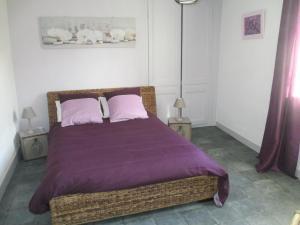A room at Gîtes Olivia et Élysia 100m à pied de la plage