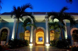 The facade or entrance of Casa Bustamante Hotel Boutique