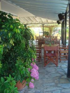 Εστιατόριο ή άλλο μέρος για φαγητό στο Polyxenis Rooms