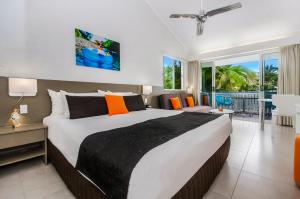 A room at By The Sea Port Douglas