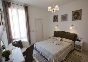 A room at Hotel Arcoveggio