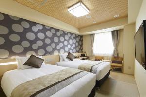 A room at 深層水温泉 大阪逸の彩ホテル日本橋