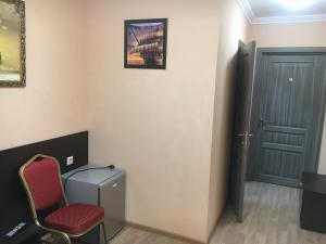 A seating area at Царский Отель