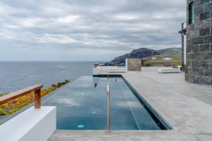 A balcony or terrace at Lighthouse on La Palma Island