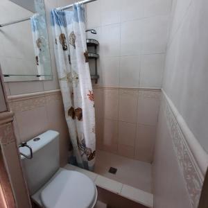 A bathroom at Гостевой дом на 4 номера