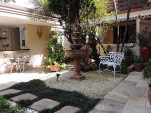 Uma varanda ou outra área externa em Hotel Costa Balena