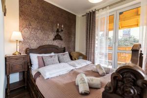 Pokój w obiekcie Apartamenty Zielona Owieczka
